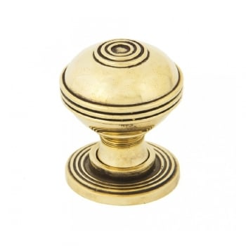 From the Anvil Aged Brass Prestbury Cabinet Knob