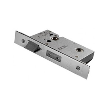 From the Anvil Bathroom Mortice Lock - Satin Stainless Steel