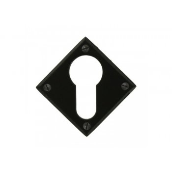 From the Anvil Black Diamond Euro Escutcheon