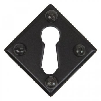 From the Anvil Diamond Escutcheon - Black