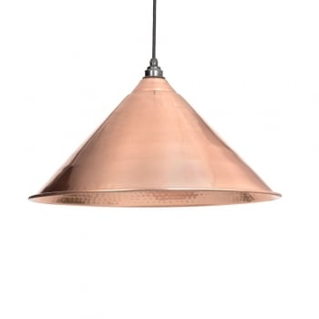 From the Anvil Hockley Copper Pendant