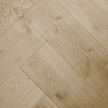 Chaunceys Giant Tectonic® Oak Herringbone Parquet Blocks