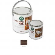 Hardwax Oil Tints - Dark Oak Finish