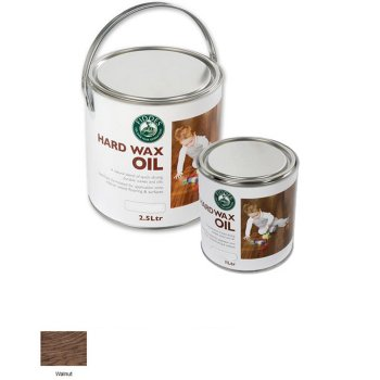 Fiddes Hardwax Oil Tints - Walnut Finish