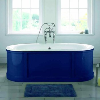 Imperial King Charles Luxury Cast Iron Bath