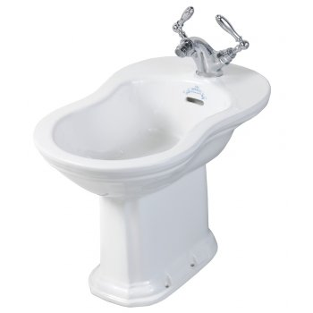 Imperial Oxford Decorated Bidet