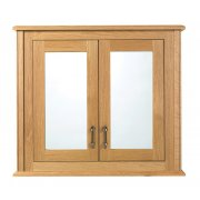 Thurlestone 2 Door Wall Cabinet With Mirrors