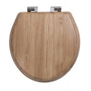 Windsor Solid Wood Toilet Seat