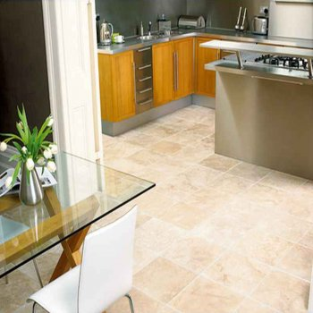 Marshalls Tile & Stone Ivory Travertine Tiles