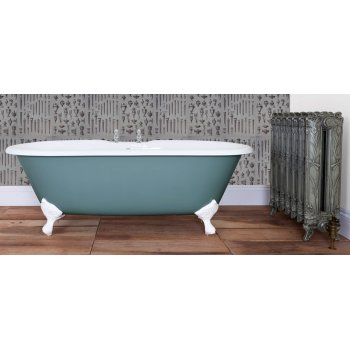 Jig Baths Collection Bisley Double Ended Bath