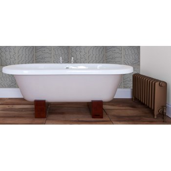 Jig Baths Collection Cranford Double Ended Bath On Plinths