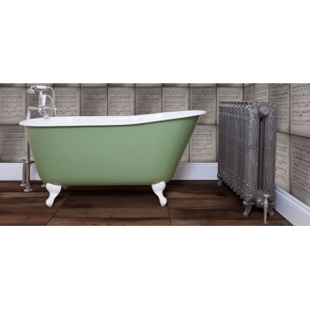 Jig Baths Collection Lille Single Ended Bath