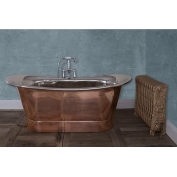Jig Baths Collection Normandy Copper Bath