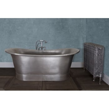 Jig Baths Collection Normandy Copper Bath - Tin Finish