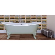 Hurlingham Collection Belvoir Double Ended Bath
