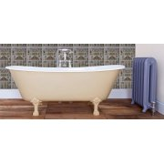 Hurlingham Collection Berwick Double Ended Bath