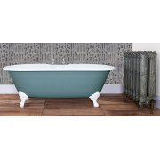 Hurlingham Collection Bisley Double Ended Bath
