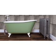 Hurlingham Collection Lille Single Ended Bath