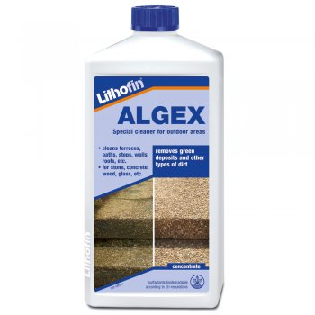 Lithofin Algex Special Cleaner For Outdoor Areas