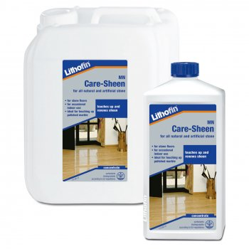Lithofin MN Care Sheen Protective Film For Stone
