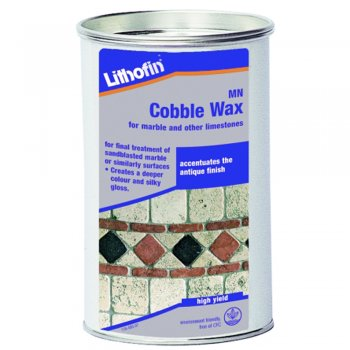 Lithofin MN Cobble-Wax For Marble Surfaces