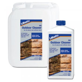 Lithofin MN Outdoor Cleaner For Natural And Artificial Stone