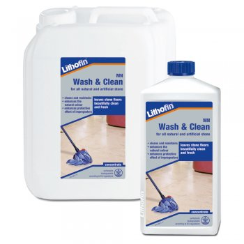 Lithofin MN Wash and Clean For Natural & Artificial Stone