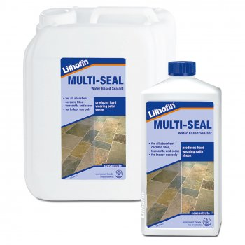 Lithofin Multi-Seal Satin Sheen Water Based Sealer