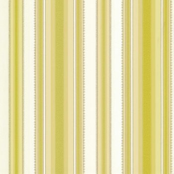 Little Greene Colonial Stripe - Soda Wallpaper
