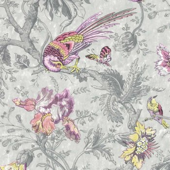 Little Greene Crowe Hall Lane - Charme Wallpaper