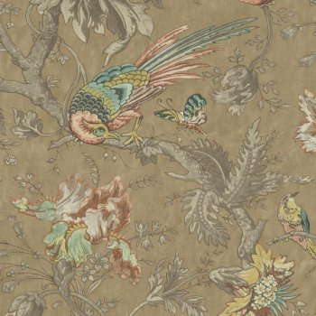 Little Greene Crowe Hall Lane - Reade Wallpaper