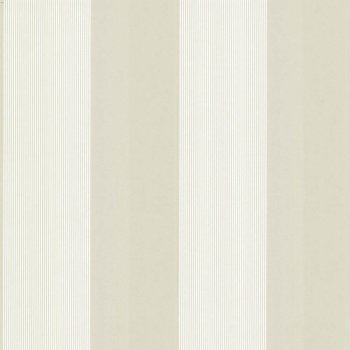 Little Greene Elephant Stripe - Sharp Stone Wallpaper