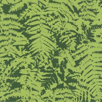 Little Greene Fern Green Wallpaper