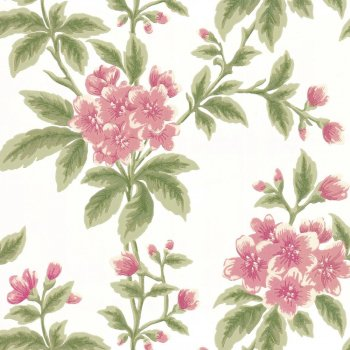 Little Greene Grosvenor Street - Parlour Wallpaper