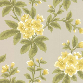 Little Greene Grosvenor Street - Primrose Wallpaper