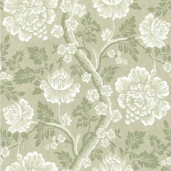 Little Greene Gustav Dalarna Wallpaper