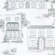 Hampstead - Glass Wallpaper
