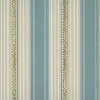 Little Greene Maddox St - Blue Dusk Wallpaper