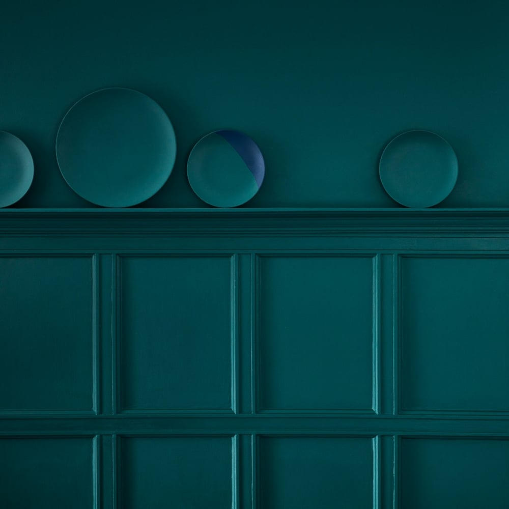 Little Greene Mid Azure Green 96 Decor From Period