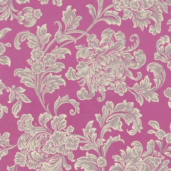 Little Greene North End Road - Mischief Wallpaper