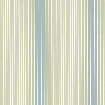 Little Greene Ombr̩ Stripe - Vista/Seashell Wallpaper