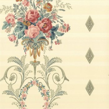 Little Greene Palais - Galliard Wallpaper
