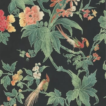 Little Greene Paradise Nightshade Wallpaper