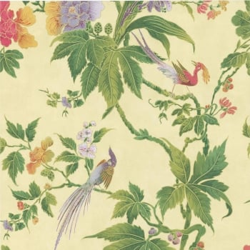 Little Greene Paradise Sunrise Wallpaper