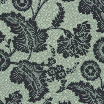 Little Greene Piccadilly - Mock Green Wallpaper