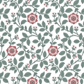 Little Greene Richmond Green - Dorcas