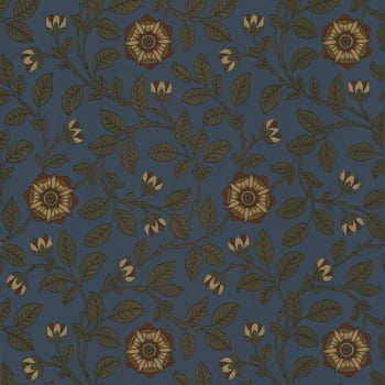 Little Greene Richmond Green - Revival Blue