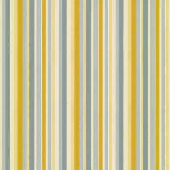Little Greene Tailor Stripe - Corn Wallpaper