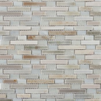 Marshalls Tile & Stone Paris Brick Mosaic Tiles