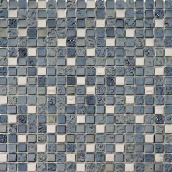Marshalls Tile & Stone Torino Glass Mosaic Tiles